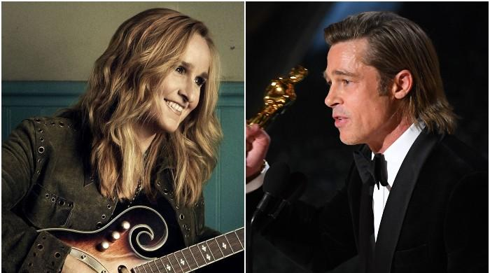 How Melissa Etheridge became a savior for Brad Pitt after he landed in LA with no money