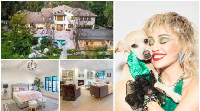 Miley Cyrus purchases 'horse-friendly' Hidden Hills abode for $5mn: See photos