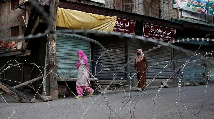 Complete shutdown in IoK on 12th martyrdom anniversary of Sheikh Abdul Aziz