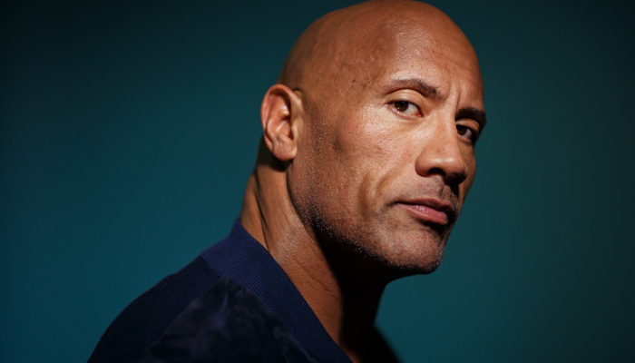Dwayne 'the Rock' Johnson is highest-earning male actor