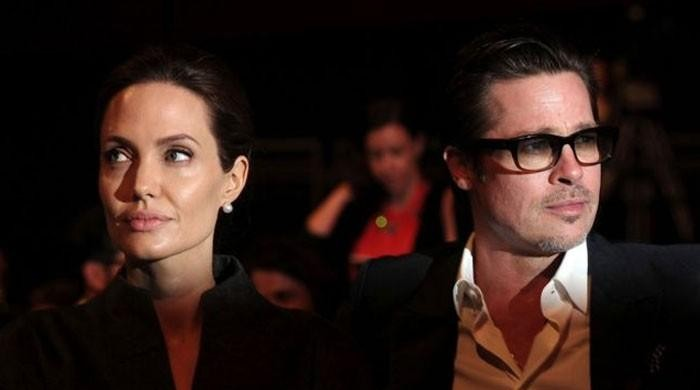 Angelina Jolie using tactics to stall legal battle as Brad Pitt is likely to win: source - Geo News