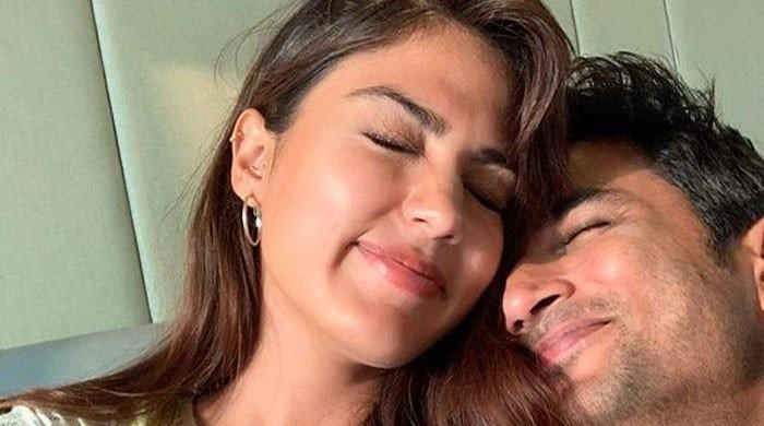 Rhea Chakraborty says she 'loved' Sushant Singh and is being 'blamed' for his death