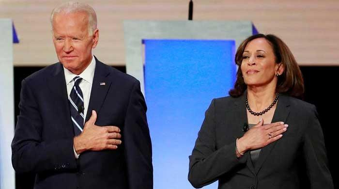 Joe Biden taps former rival Kamala Harris for first black woman vice president