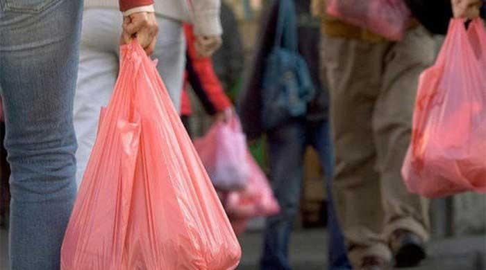 Environment Protection Agency gives two-week deadline to stop use of plastic bags in Lahore