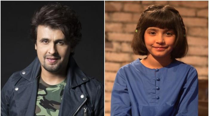Pakistan's musical prodigy Hadiya Hashmi leaves Sonu Nigam in tears with 'Bol Hu'