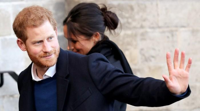 Prince Harry was 'apoplectic' with rage over press intrusion during getaway with Meghan