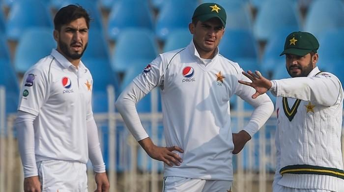 Pakistan announces 16-member squad for second England Test