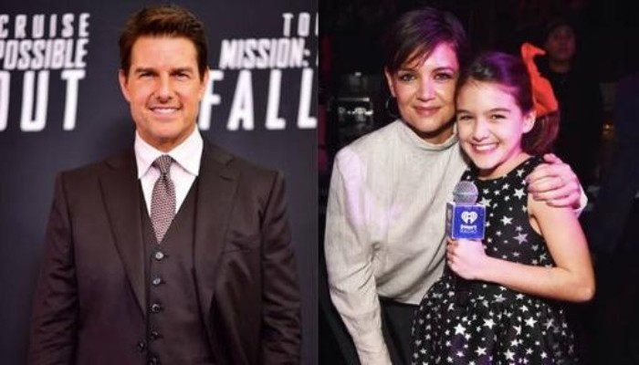 Leah Remini says Tom Cruise will take daughter Suri away from Katie Holmes after she grows up - Geo News