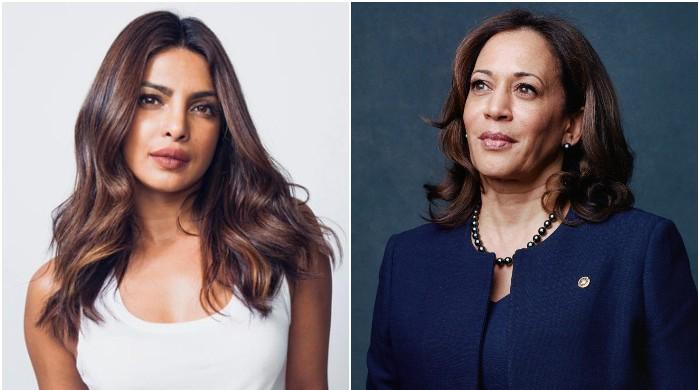 Priyanka Chopra celebrates Kamala Harris's VP candidacy: 'Look far we've come'