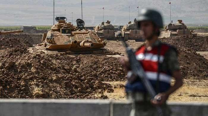 Turkey says operations against Kurdish militants in Iraq to continue