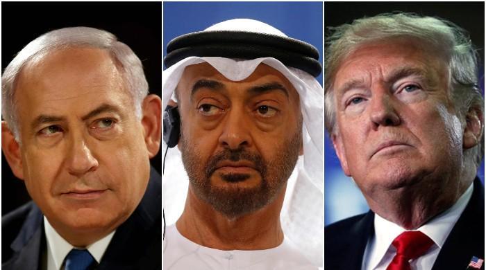 Trump announces 'historic peace agreement' between Israel, UAE