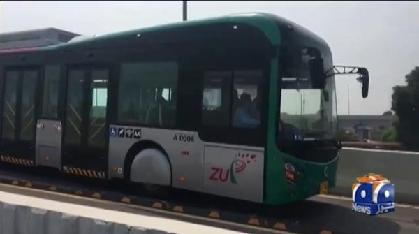 PM Imran to inaugurate BRT project today