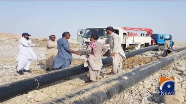 Gas pipeline affected by floods in Bolan yet to be restored