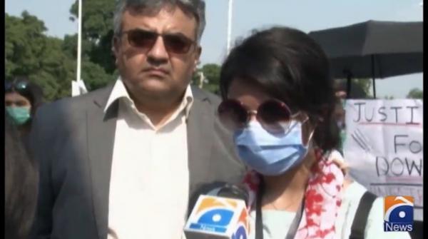 اسلام آبادمیں اے لیول اور او لیول کے طلباء کااحتجاج