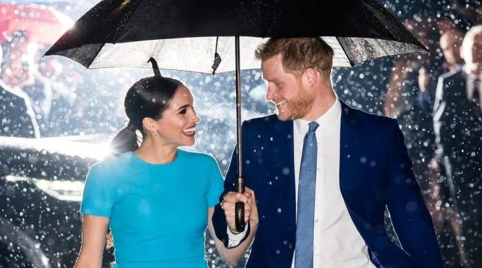 Meghan Markle made sure she goes 'out with a bang!' during jaw-dropping farewell tour
