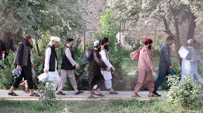 Afghanistan govt begins to release Taliban prisoners ahead of peace talks