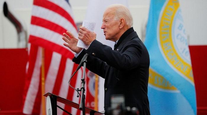 Joe Biden calls for US-wide mask mandate in battle against coronavirus