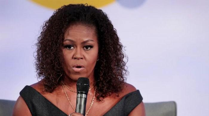 Michelle Obama touches upon her struggle facing menopause: report