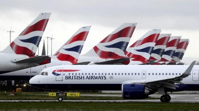 British Airways' first flight takes off from Pakistan after ease in coronavirus curbs