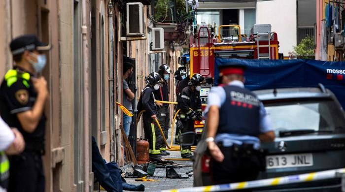 Three Pakistanis die in Barcelona fire