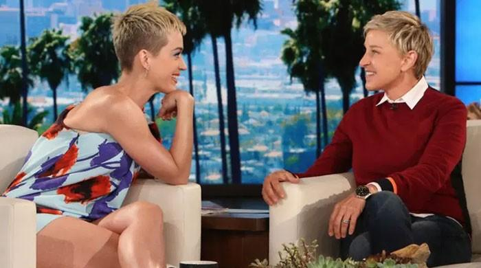 Katy Perry continues to defend Ellen DeGeneres despite 'toxic' workplace scandal