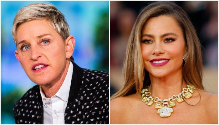 Ellen DeGeneres blasted for mocking Sofia Vergaras accent - Geo News