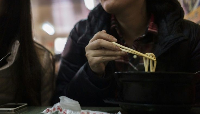 Restaurant in China apologizes for asking customers to weigh themselves