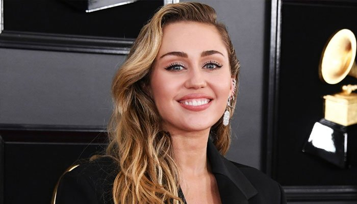 Miley Cyrus teases about a Hannah Montana reboot in the future
