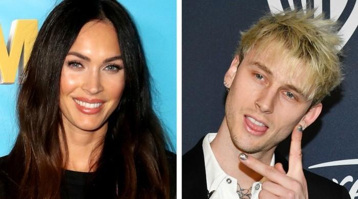 Machine Gun Kelly gushes over Megan Fox: 'I'm locked in already'