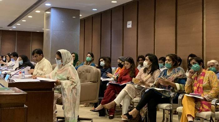 Shireen Mazari asks women journalists for proof against alleged harassment, vows action