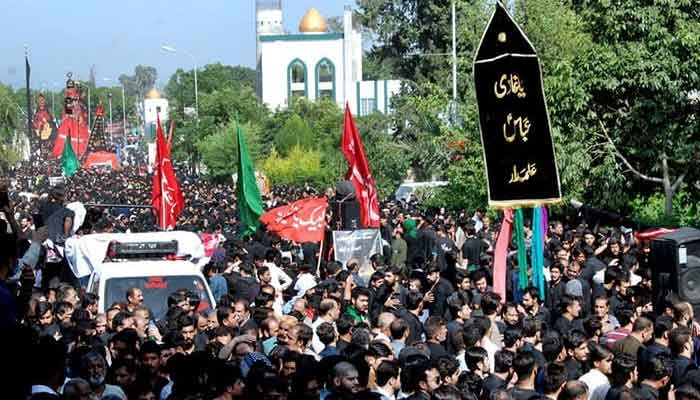 Punjab govt issues COVID-19 SOPs for Muharram majalis, Ashura ...