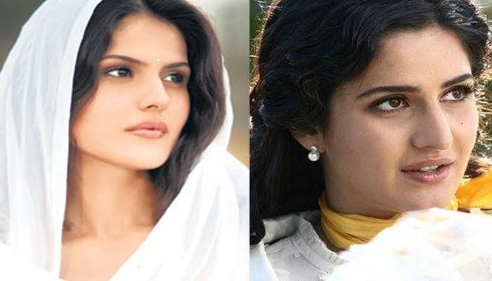 Zareen Khan speaks about comparisons with Salman Khan's ex ladylove Katrina  Kaif
