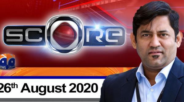 Score | Yahya Hussaini | 26th August 2020