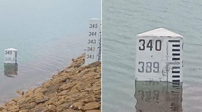 Hub Dam fills to maximum capacity after 13 years
