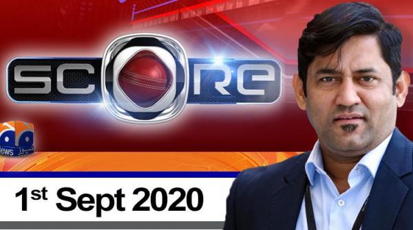 Score | Yahya Hussaini | 1st September 2020