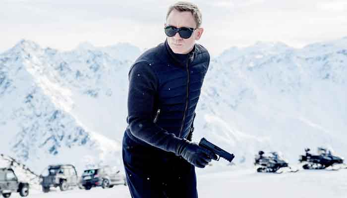 Daniel Craig's Bond Is Back In A New Poster For No Time To Die