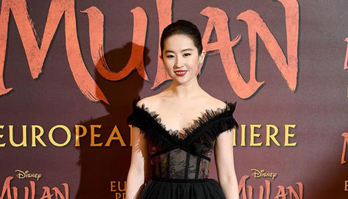 Yifei Liu wants to show fans 'a glimpse of themselves' in 'Mulan