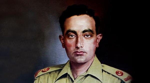 Major Aziz Bhatti, the hero of the 1965 war