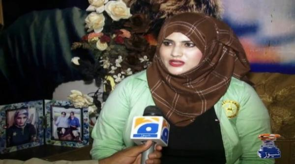 It is an honour to become the first female match referee: Sameen Zulfiqar