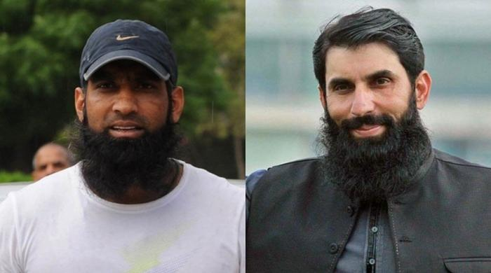 Mohammad Yousaf puts criticism of Misbah-ul-Haq 'in the past'
