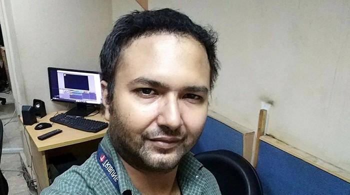 Karachi journalist arrested for 'inflammatory' post on social media