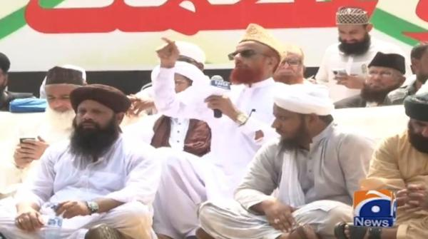 ASWJ holds rally in Karachi