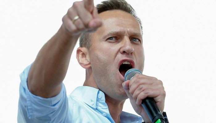 Navalny's allies say the use of the banned chemical weapon means that only the Russian state could be responsible. — AFP  Files