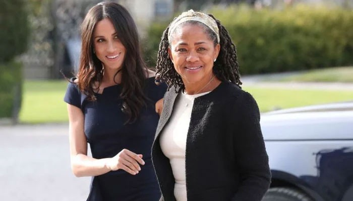 Meghan Markle is all smiles in a throwback pic with Doria Ragland - Geo News