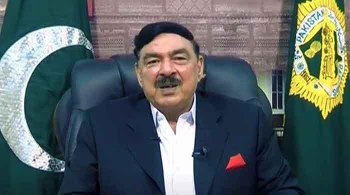 Opposition's 'game is up', APC bound to fail: Sheikh Rashid