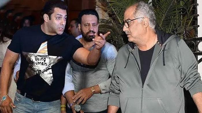 Salman Khan was the only choice for 'Wanted', reveals Boney Kapoor