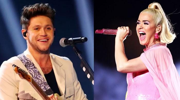Niall Horan thanks Katy Perry for starting his music career