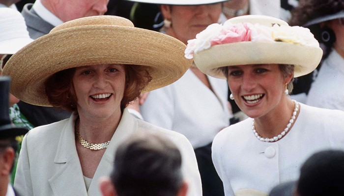 How Princess Diana fiercely defended Sarah Ferguson when Princess Anne complained - Geo News