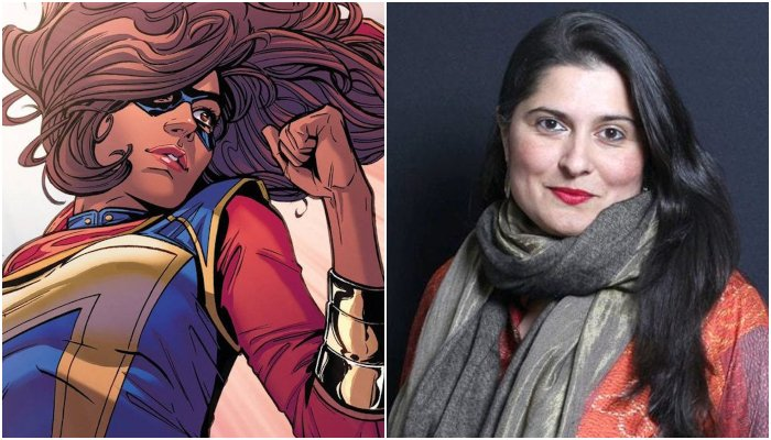 Sharmeen Obaid-Chinoy roped in to co-direct Marvel's first Muslim superhero