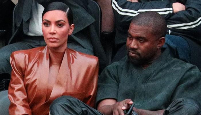 Kim Kardashian claims COVID-19 is responsible for Kanye Wests mental health - Geo News